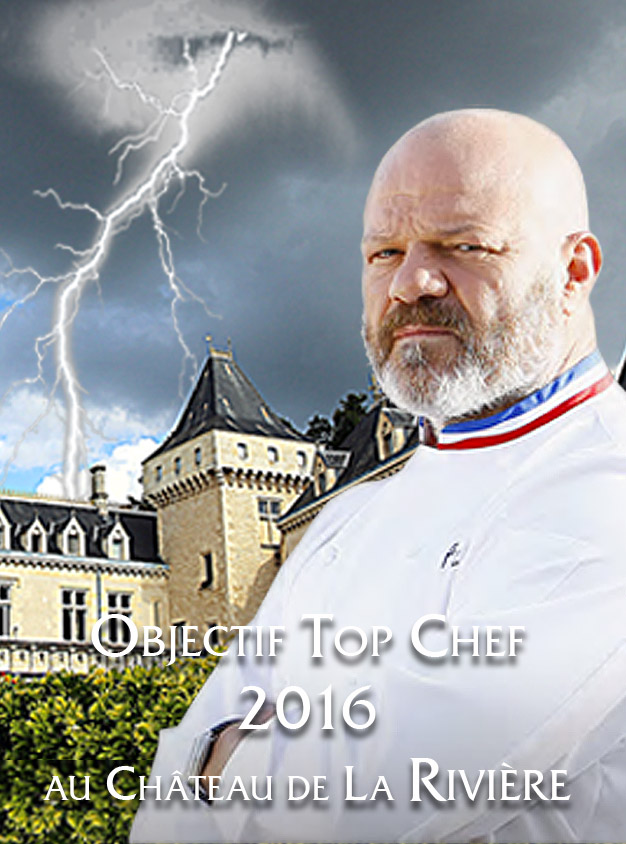 OBJECTIF TOP CHEF 2016 – Philippe Etchebest