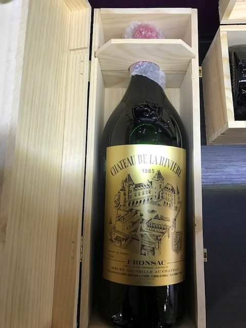 inauguration-mets-vins-chics-30-03-2017-Cha?teau-de-La-Rivie?re-1980-Grand-Vin-de-Bordeaux-Double-Magnum