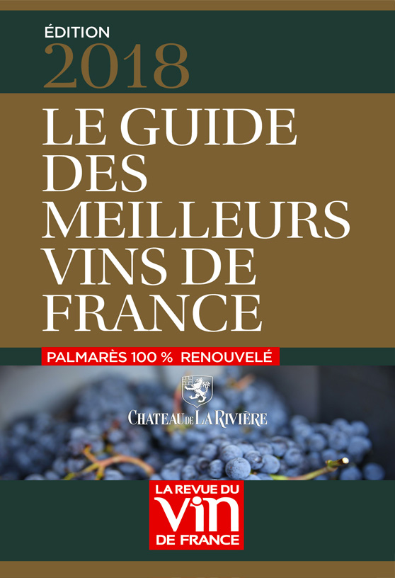 Guide Revue du Vin de France 2018
