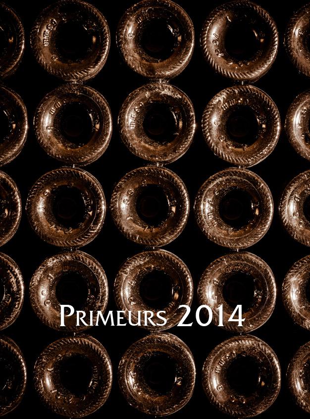Primeurs 2014