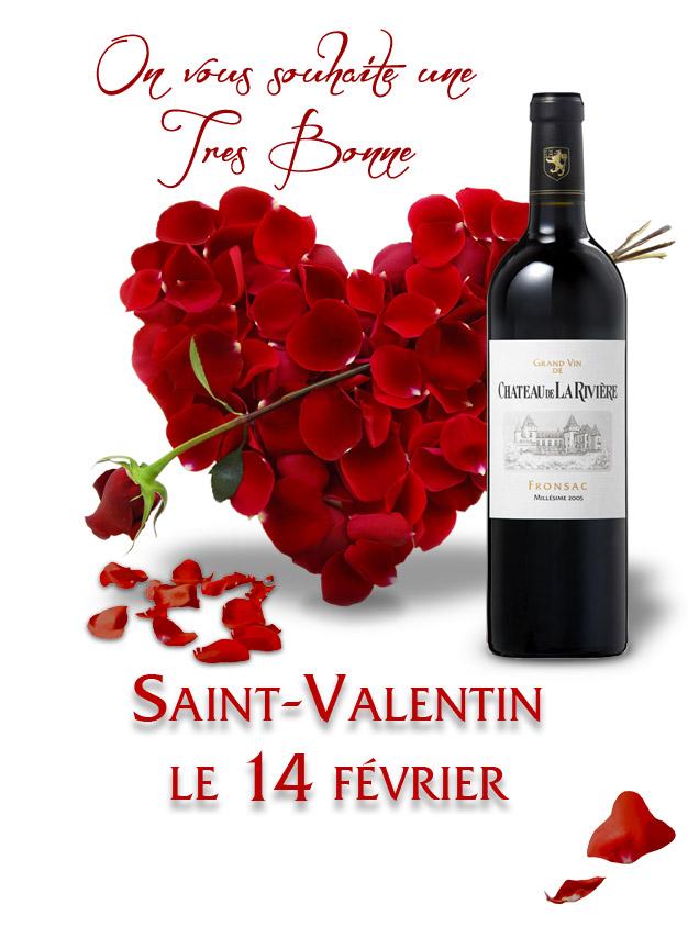 Saint-Valentin 2015