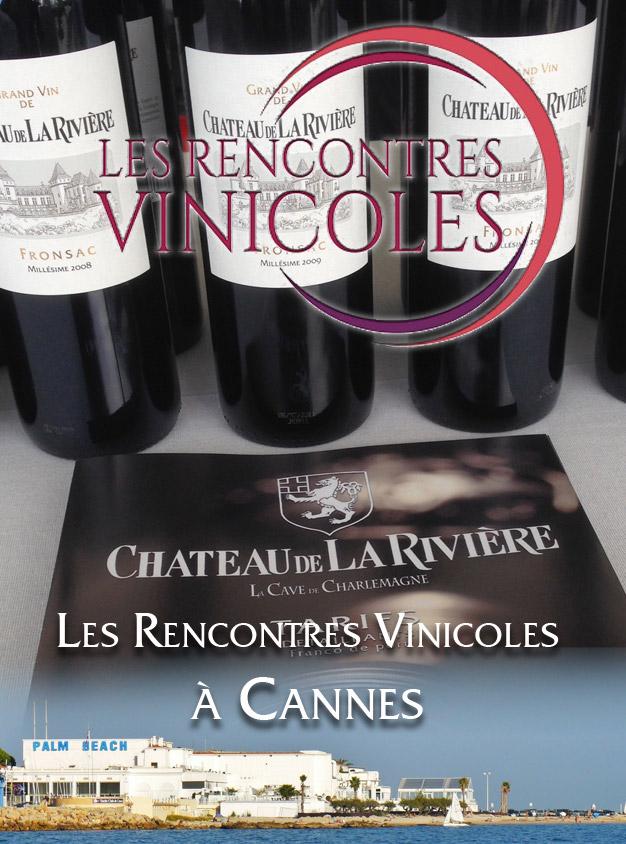 Les Rencontres Vinicoles de Cannes