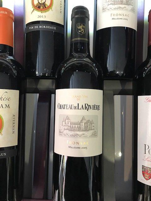 inauguration-mets-vins-chics-30-03-2017-Cha?teau-de-La-Rivie?re-2005-Grand-Vin-de-Bordeaux