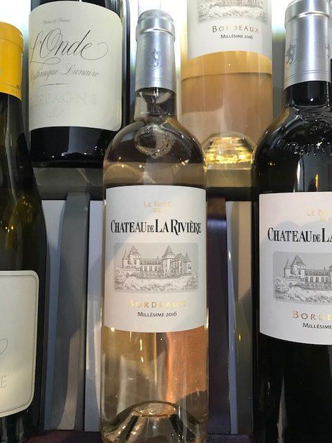 inauguration-mets-vins-chics-30-03-2017-Le-Rose?-de-Cha?teau-de-La-Rivie?re-2016-Bordeaux