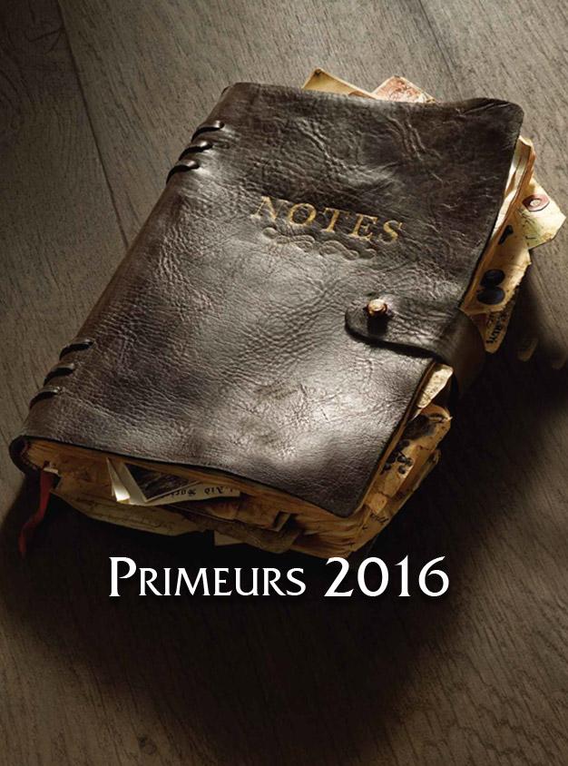 Primeurs 2016