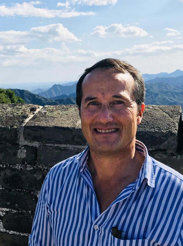 <center>Thomas Dô Chi Nam – nouveau directeur technique</center>