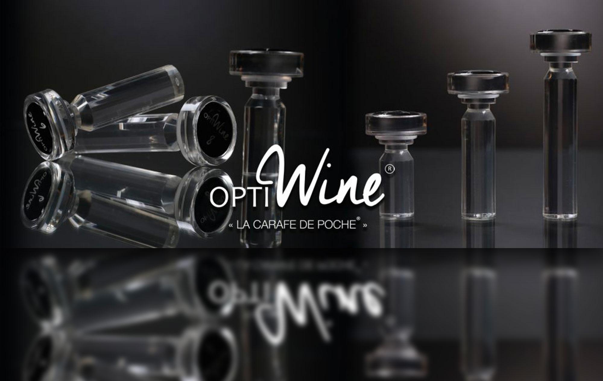 Optiwine – La carafe de poche