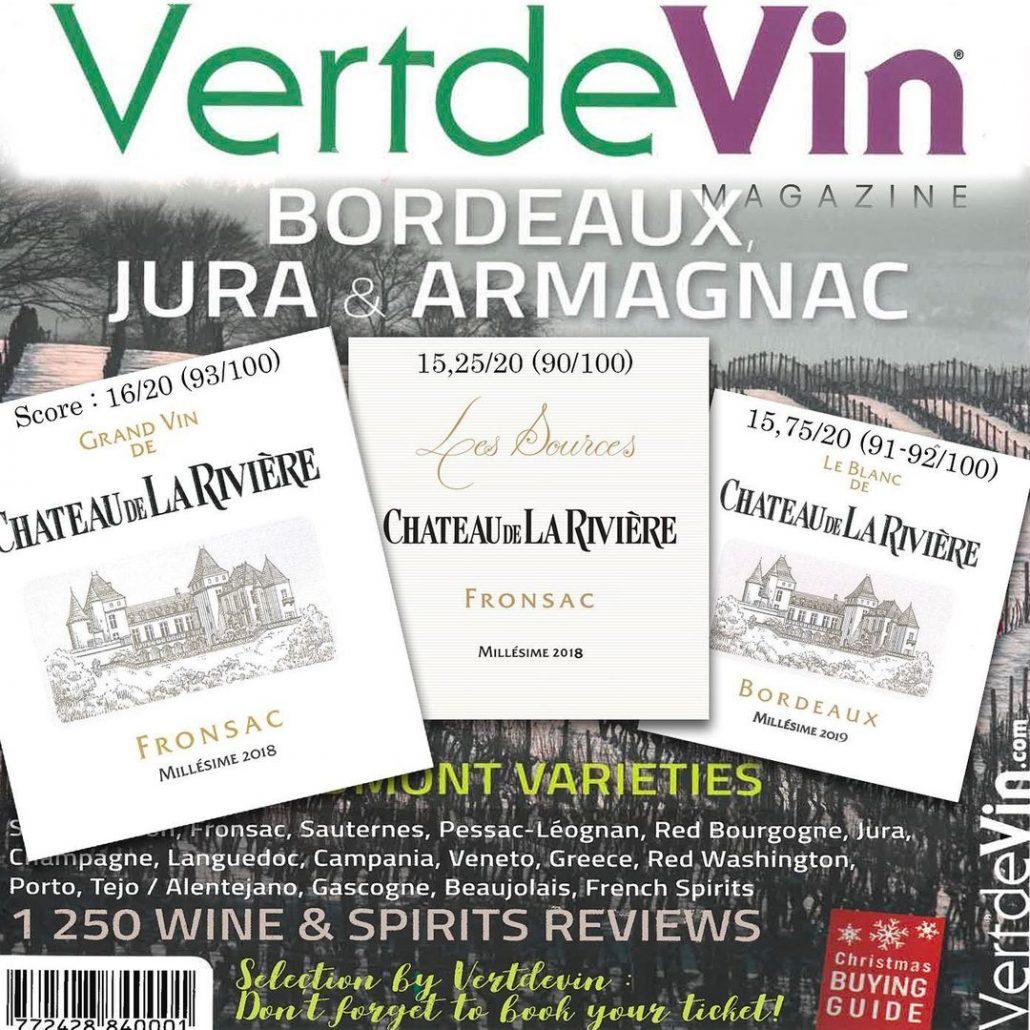 <center>Vert de Vin donne son avis … bel avis !</center>