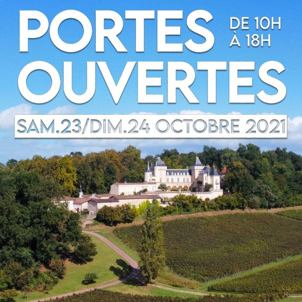 Portes Ouvertes 2021 => 23 & 24 Octobre